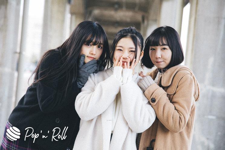 安藤咲桜、長谷川瑞、小西杏優(つりビット)|横浜