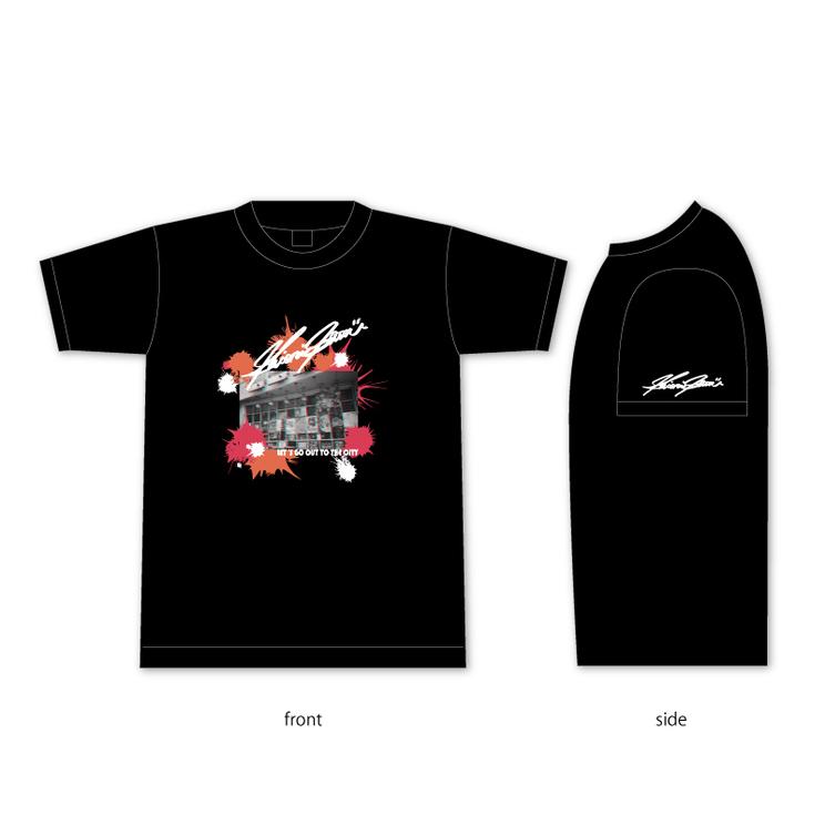 Tシャツ(ブラック)