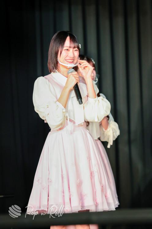 野口衣織(=LOVE)<1stアルバム『全部、内緒。』発売 記者発表会>代アニライブステーション(2021年5月18日)