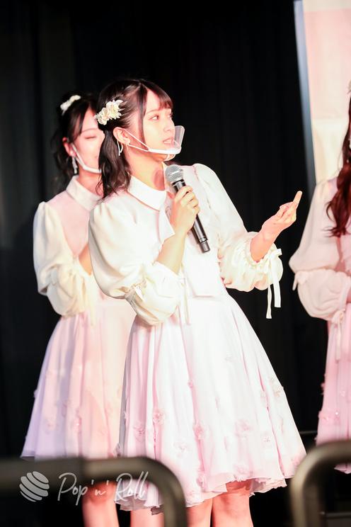 佐々木舞香(=LOVE)<1stアルバム『全部、内緒。』発売 記者発表会>代アニライブステーション(2021年5月18日)