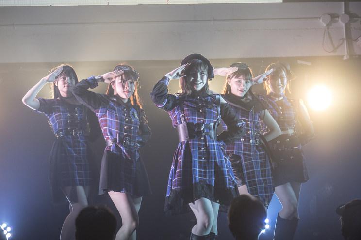 <刹那的アナスタシアお披露目ライブ>WOMBLIVE(2021年5月16日)