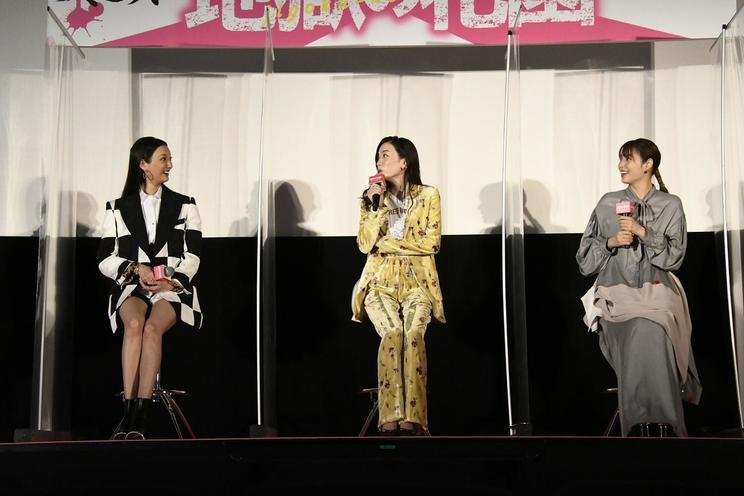 < 映画『地獄の花園』公開記念配信イベント>(2021年5月22日)