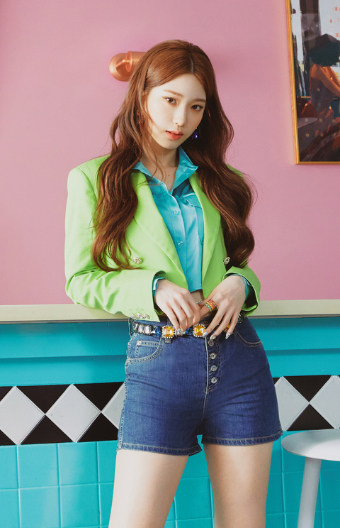 スユン(©Woollim Entertainment Co.,Ltd)