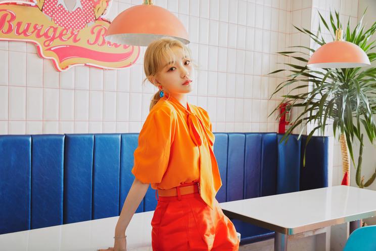 ソヒ(©Woollim Entertainment Co.,Ltd)