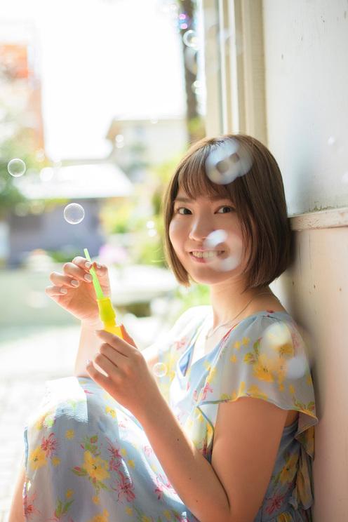 『キャンパスクイーンコレクション2021』より(撮影:松田忠雄)