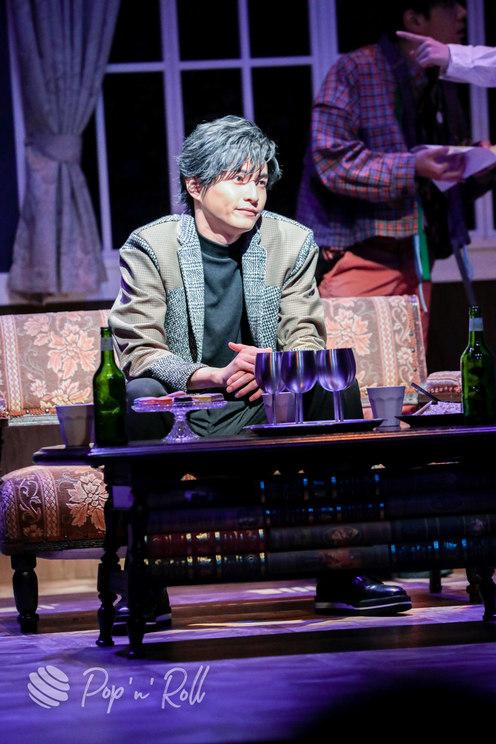 小南光司 舞台<まわれ!無敵のマーダーケース!!>ゲネプロ公演(2021年5月26日/銀座 博品館劇場)