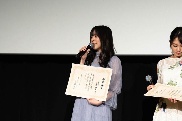映画『がっこうぐらし!』公開記念舞台挨拶 TOHOシネマズ日比谷 スクリーン9(2019年1月26日)