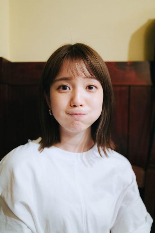 弘中綾香『ひろなかのなか』より((C)前康輔)