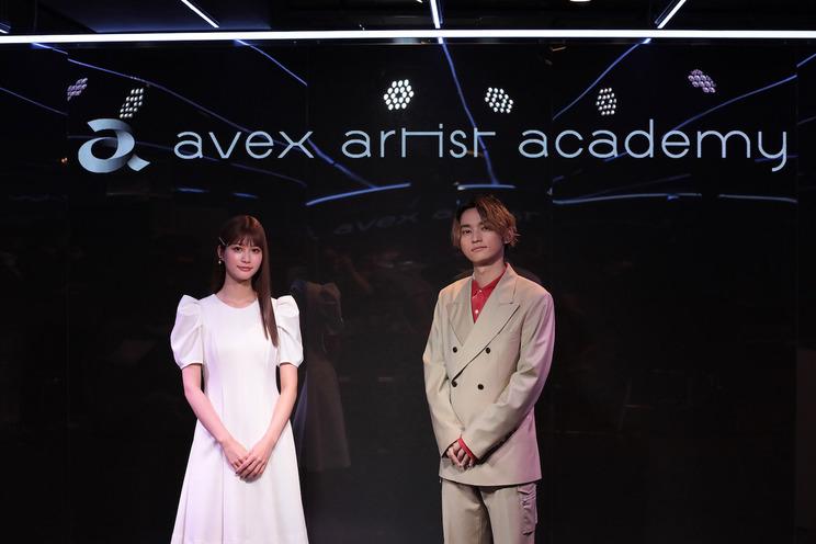 <『エイベックス・アーティストアカデミー』東京校開校式>(2021年5月29日)