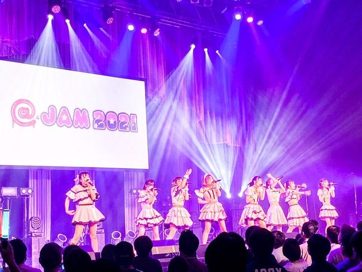 MyDearDarlin'<@JAM EXPO 2020-2021 Day1〜メインステージ争奪LIVE〜>決勝ライブ|Zepp DiverCity(TOKYO)(2021年5月29日)