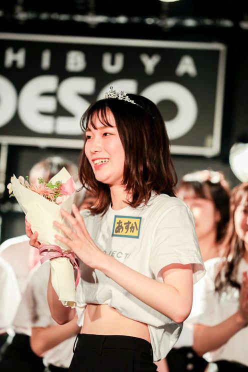 あすか/槙田紗子アイドルプロジェクト『SACO PROJECT!』最終審査(2021年5月30日)