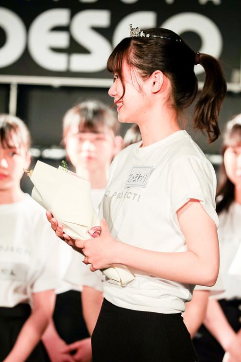 ひまわり/槙田紗子アイドルプロジェクト『SACO PROJECT!』最終審査(2021年5月30日)