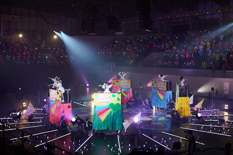 超ときめき♡宣伝部<ときめき夏の晴れ舞台2020-2021~はじまりのときめきパレード~>アリーナ立川立飛(2021年5月29日&30日)