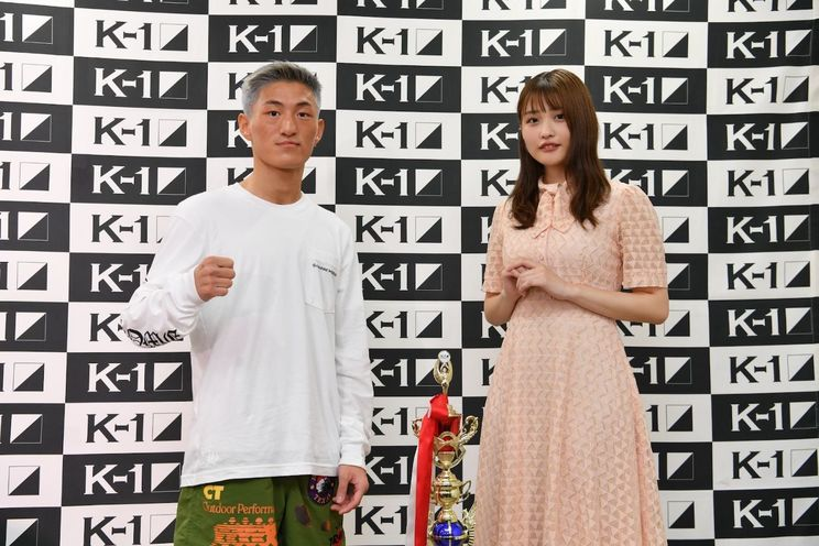 <K-1 WORLD GP 2021 JAPAN~K-1バンタム級日本最強決定トーナメント>より
