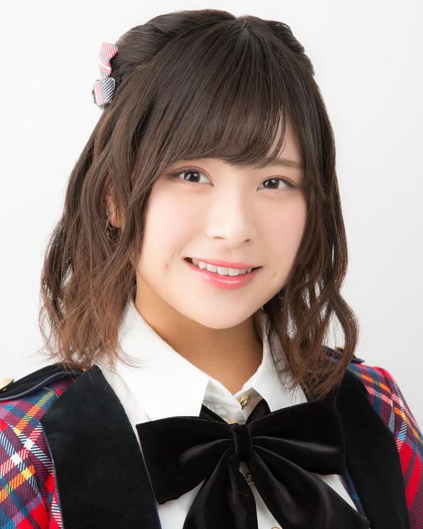 佐藤栞(新潟県出身)AKB48 チーム8/チームB兼任