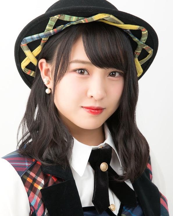 山田菜々美(兵庫県出身)AKB48 チーム8/チームK兼任