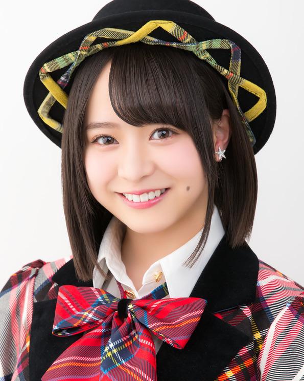 倉野尾成美(熊本県出身)AKB48 チーム8/チームK兼任