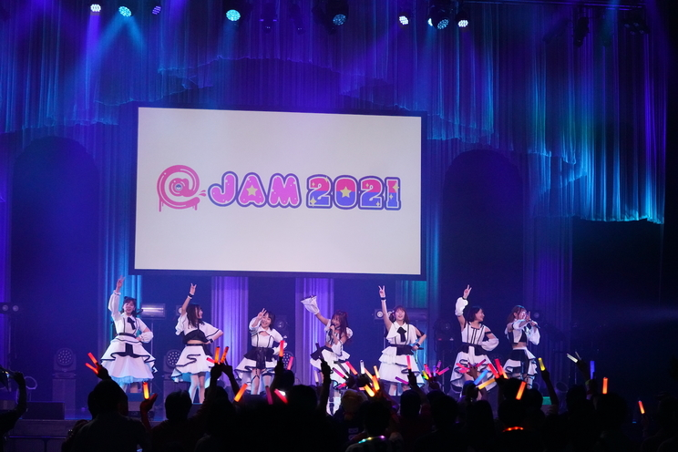 <ROAD TO @JAM EXPO 2020-2021 LIVE FINAL>より
