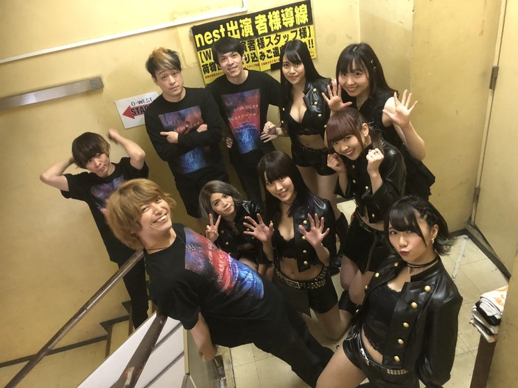 CANDY GO!GO!<NEXT-Girl's ONE in O-NEST> TSUTAYA O-NEST 1月29日(火)