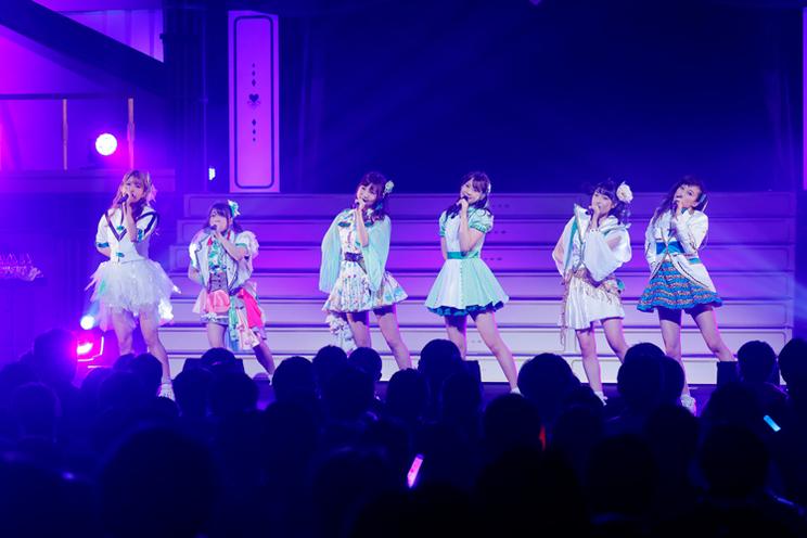 i☆Ris&Wake Up, Girls!&Run Girls, Run! バレンタインLive 2019  松戸・森のホール21 大ホール(2019年2月2日)