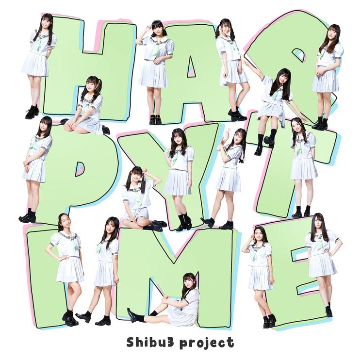 シングル「HAPPY TIME」TYPE A盤