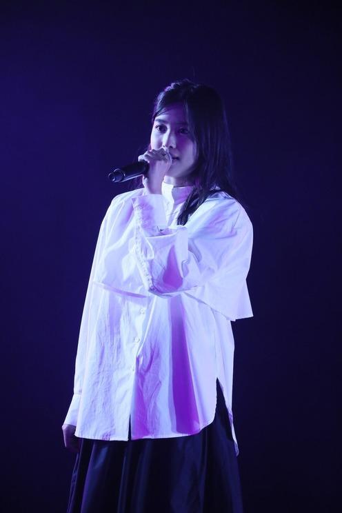 栗本優音((©2021 Zest, inc.))