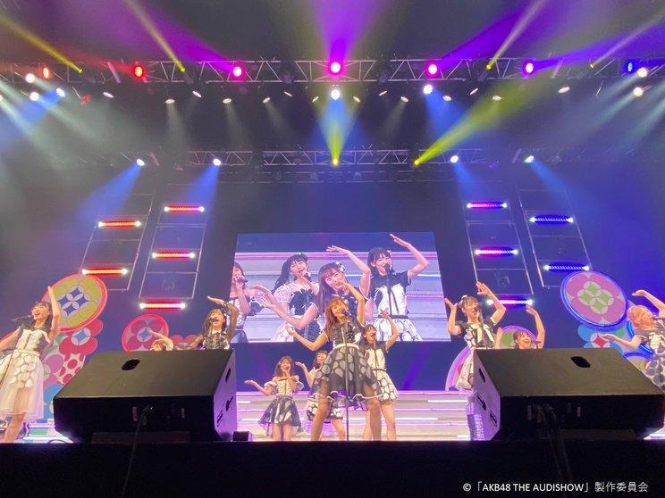 鈴木亜美<AKB48 THE AUDISHOW>