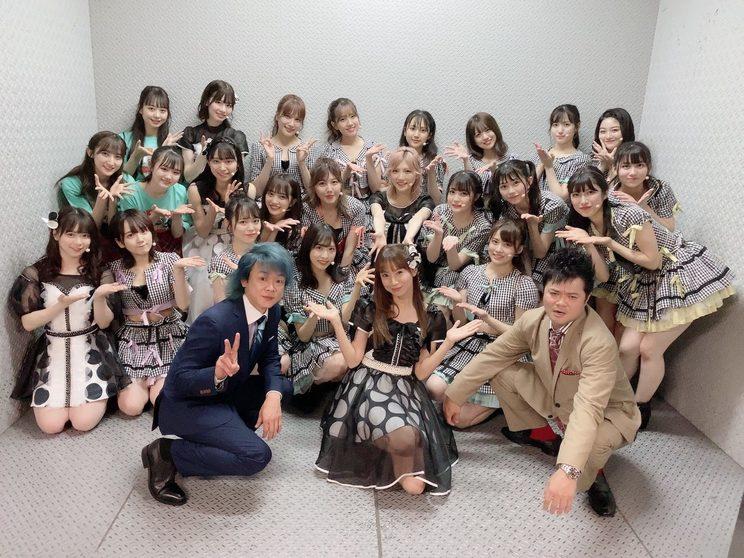 鈴木亜美、AKB48、バッドボーイズ