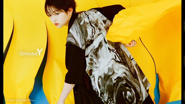 『Ground Y × Marika Ito Collection<History>』ビジュアル