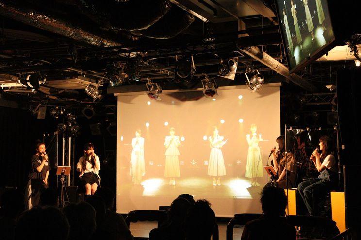 @onefive<Blu-ray/DVD『@onefive 2020 -始まりのオンラインライブ-』リリース記念イベント>(タワーレコード渋谷店 B1F CUTUP STUDIO/20210年6月19日)