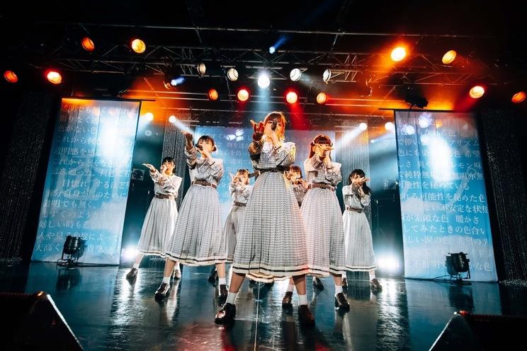 透色ドロップ<1st Birthday Live Tour『限りなく透明に近い東阪ツアー 東』>(新宿BLAZE/2021年6月20日)