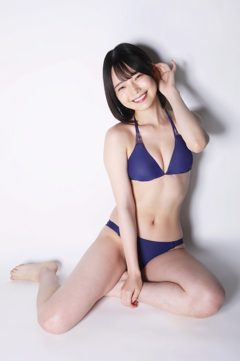 新谷姫加((c)桑島智輝/岡本武志/週刊ヤングジャンプ)