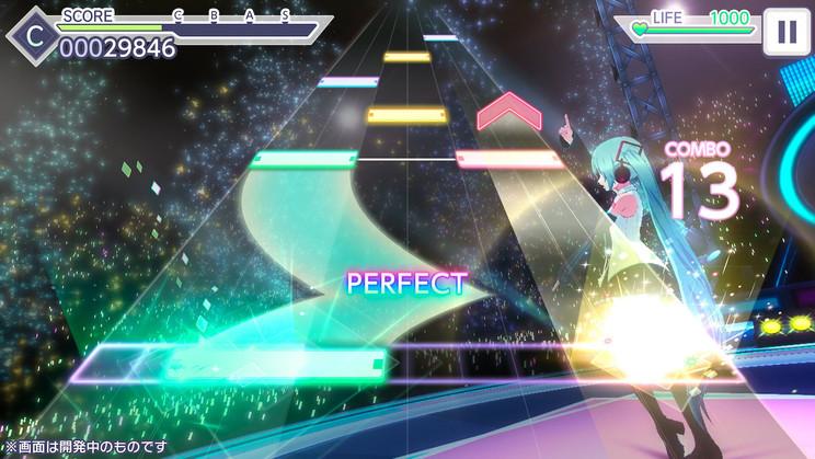 『プロジェクトセカイ カラフルステージ! feat. 初音ミク』(iOS/Android)