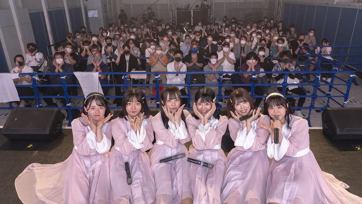 OVERFLOW<デビュー単独LIVE>(白金高輪SELENE b2/2021年6月19日)
