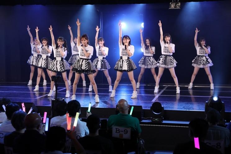 <SKE48 7期生/ドラフト2期生 特別公演>SKE48劇場/2021年6月21日(©2021 Zest, inc.)