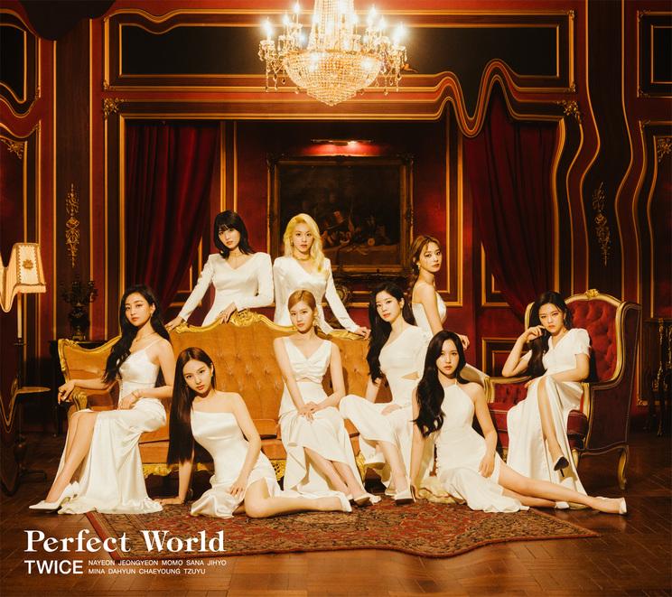 JAPAN 3rdアルバム『Perfect World』初回限定盤A