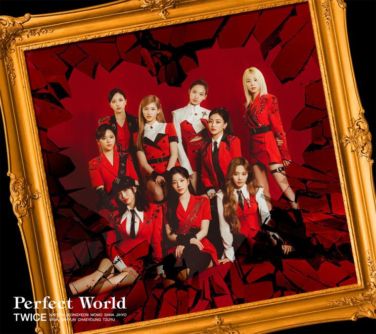 JAPAN 3rdアルバム『Perfect World』初回限定盤B