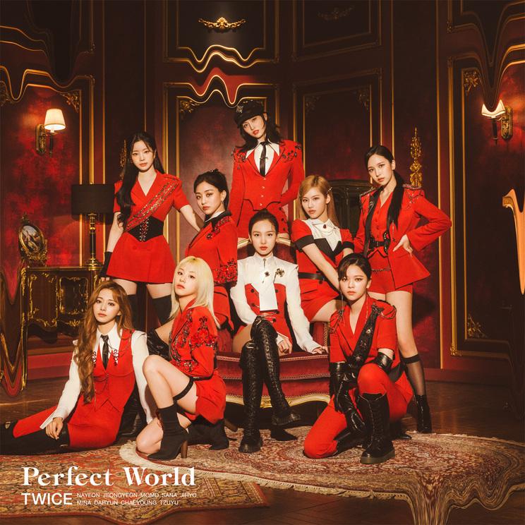 JAPAN 3rdアルバム『Perfect World』通常盤