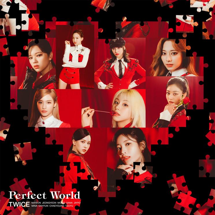 JAPAN 3rdアルバム『Perfect World』ONCE JAPAN限定盤