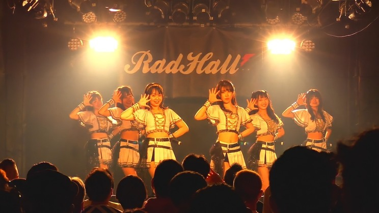 <5th TRIGGER>名古屋RAD HALL(2021年6月20日)