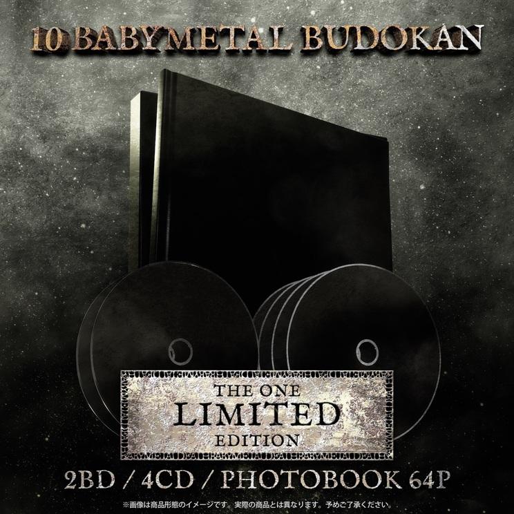 『10 BABYMETAL BUDOKAN』 -THE ONE LIMITED EDITION-