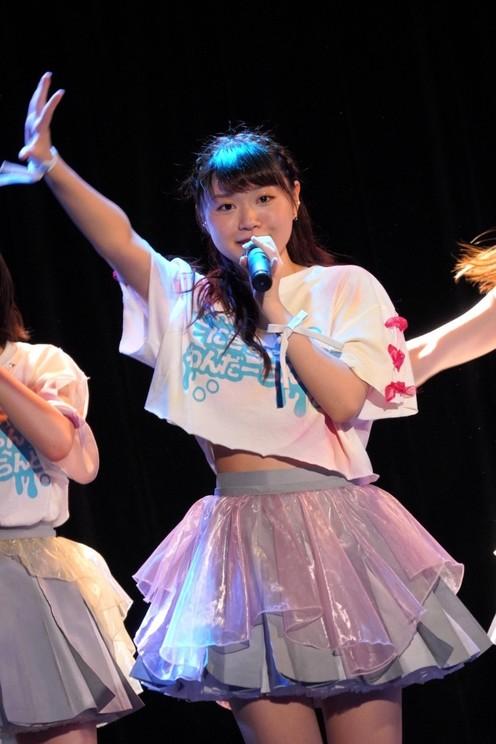 中川千尋<アップアップガールズ(2)#でっ8にきちゃんわんだーらんど>表参道GROUND(2021年6月27日)