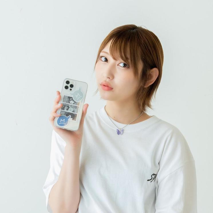 クリアiPhoneケース+ステッカーセット