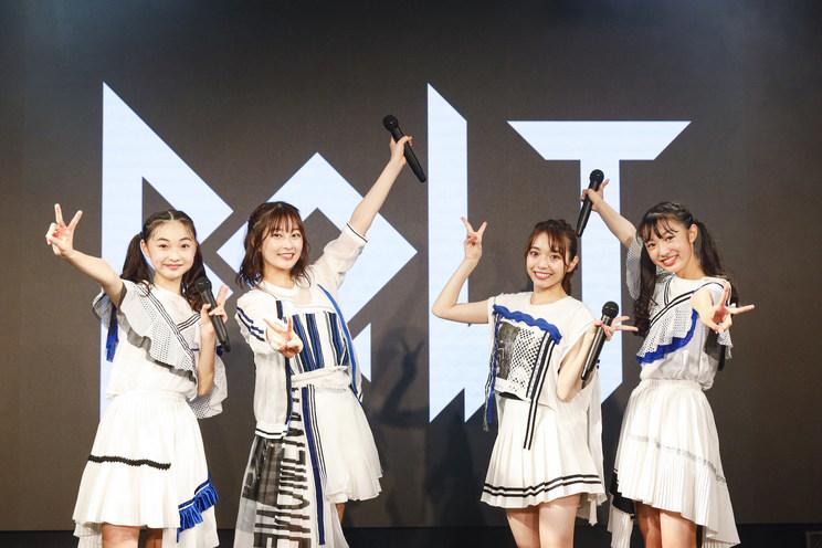 B.O.L.T<B.O.L.T Your Choice Online Live>(池袋・CLUB Mixa/2021年6月29日)撮影:笹森健一