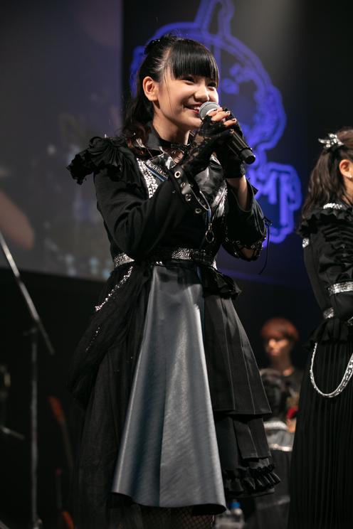 大門果琳(26時のマスカレイド)|2019年2月6日(水)東京・渋谷TSUTAYA O-EAST<2月6日のマスカレイド~今宵はバンドで踊りましょ?~>より