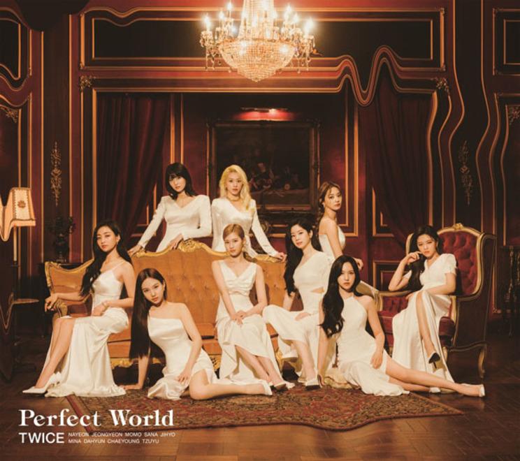 JAPAN 3rd アルバム『Perfect World』初回限定盤Aジャケット写真