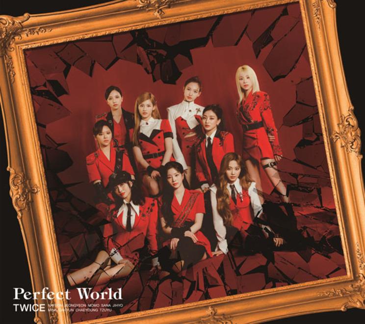 JAPAN 3rd アルバム『Perfect World』初回限定盤Bジャケット写真