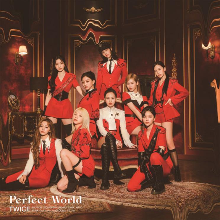 JAPAN 3rd アルバム『Perfect World』通常盤ジャケット写真