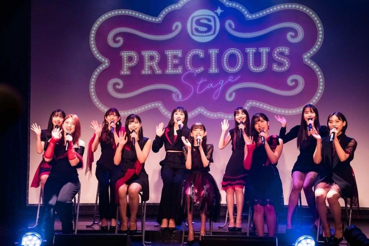 アンジュルム『スペシャプラス!precious STAGE 〜アンジュルム〜』より(撮影:曽我美芽)