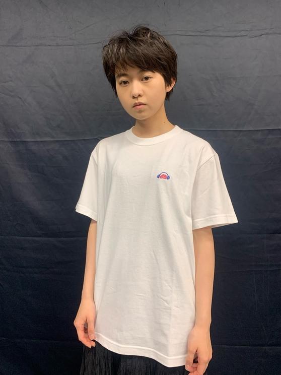 オリジナルグッズ「脳博PLAYLIST刺繍Tシャツ」